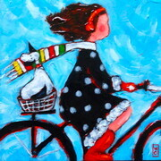 Bernadette's Joy Ride - Sold