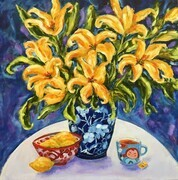 Lemon Lily - Sold