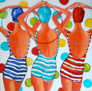 Swimmers - Sold